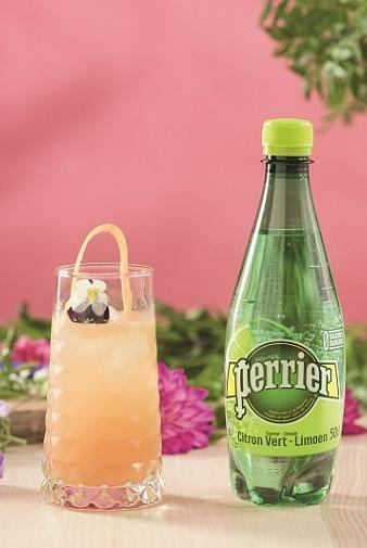 Perrier Ruby Red Spring