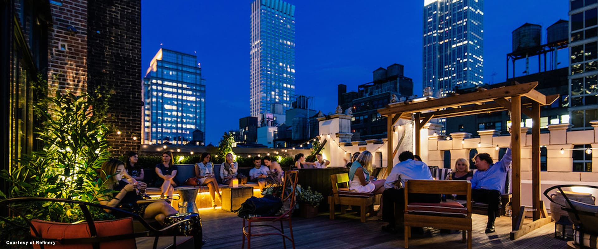 The Rooftops to Make You Feel Majestic This Summer