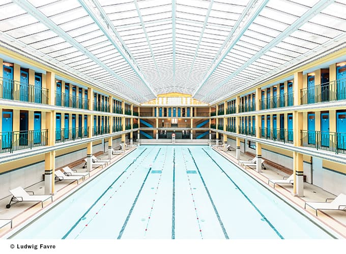 How to Pretend Your Local Public Pool is as Cool as Piscine Molitor's 2