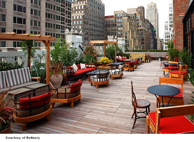 The Refinery Rooftop (New York)