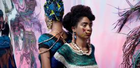 Perrier - Namsa Leuba: Looking At African Art With New Eyes