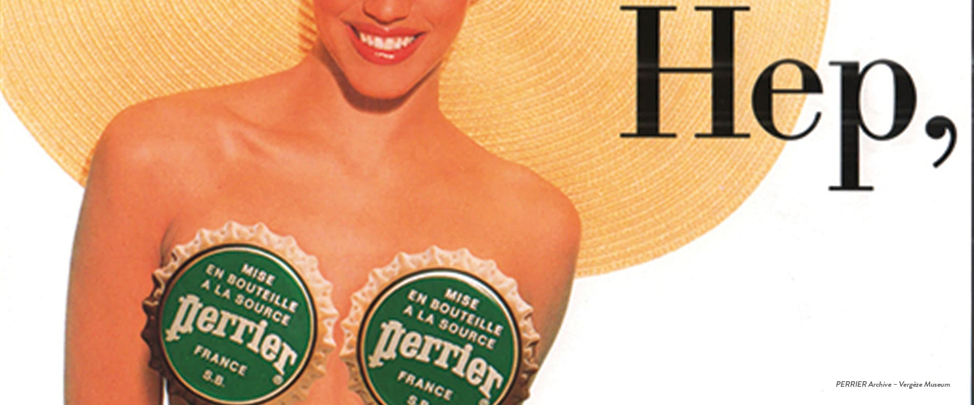 So Sexy. So PERRIER