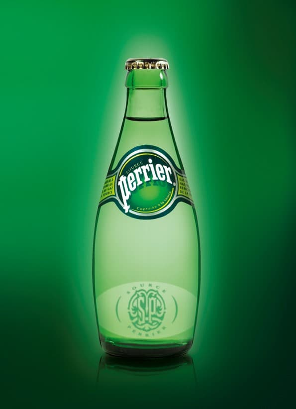 And…Perrier of course!!