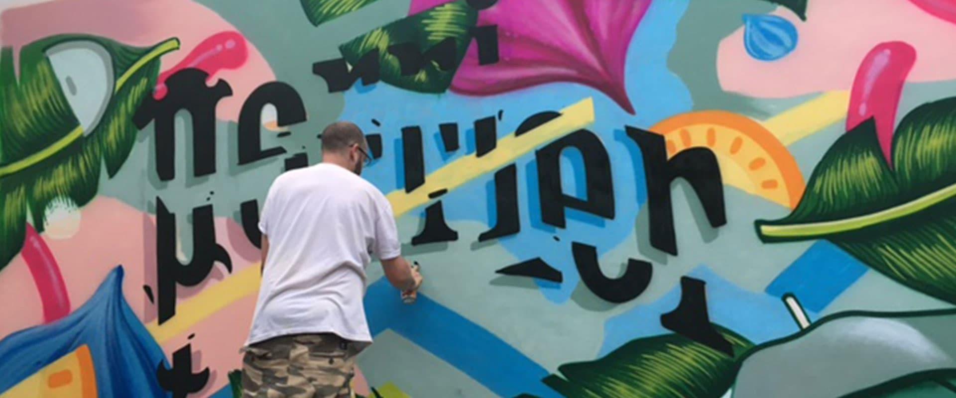 Top 6 street art in London