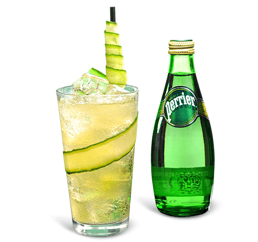 Perrier Ginger T