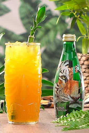 Perrier Bamboo Leaf