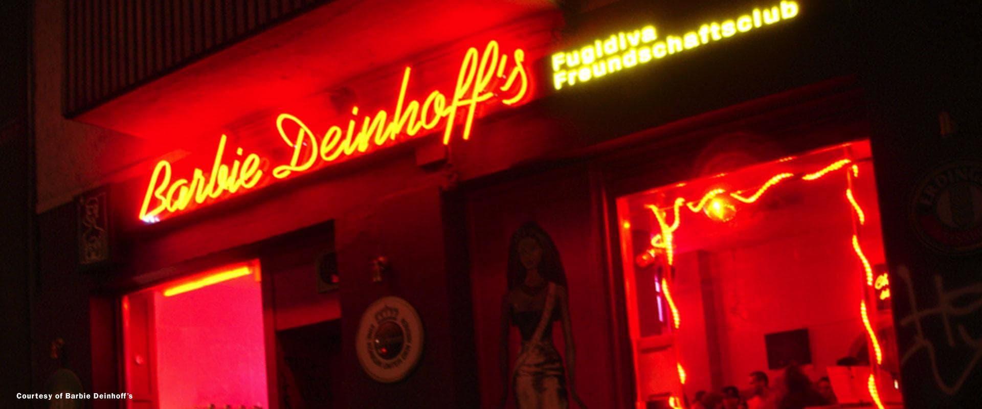 Unleash your mind at Barbie Deinhoff's