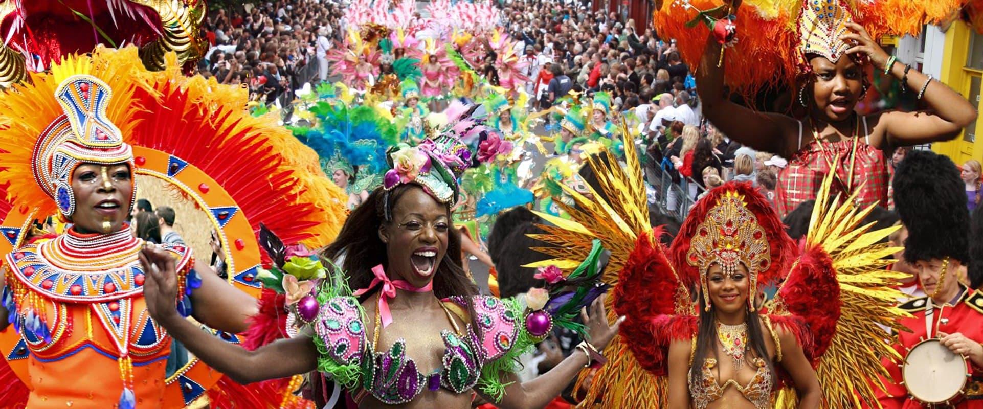 Festival Frolicks: Notting Hill Carnival
