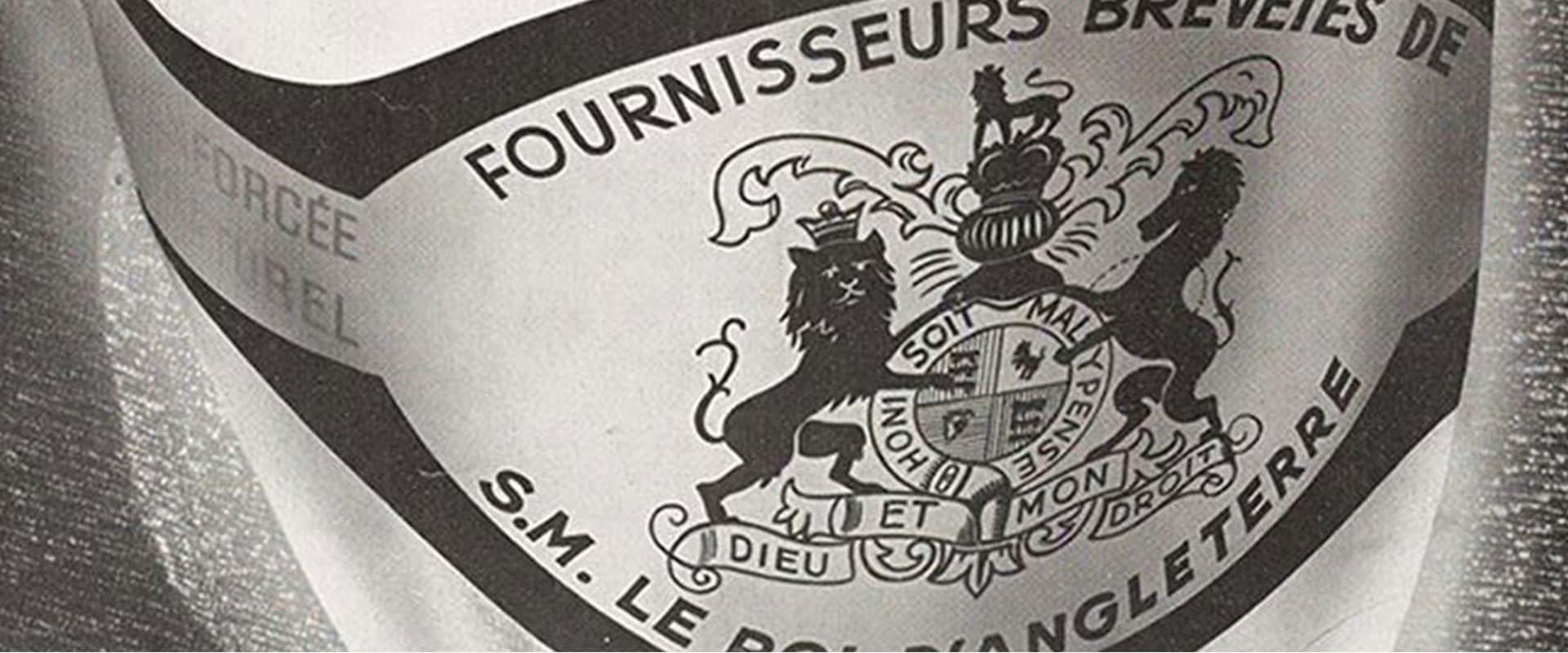 Perrier says, Bonjour Britain