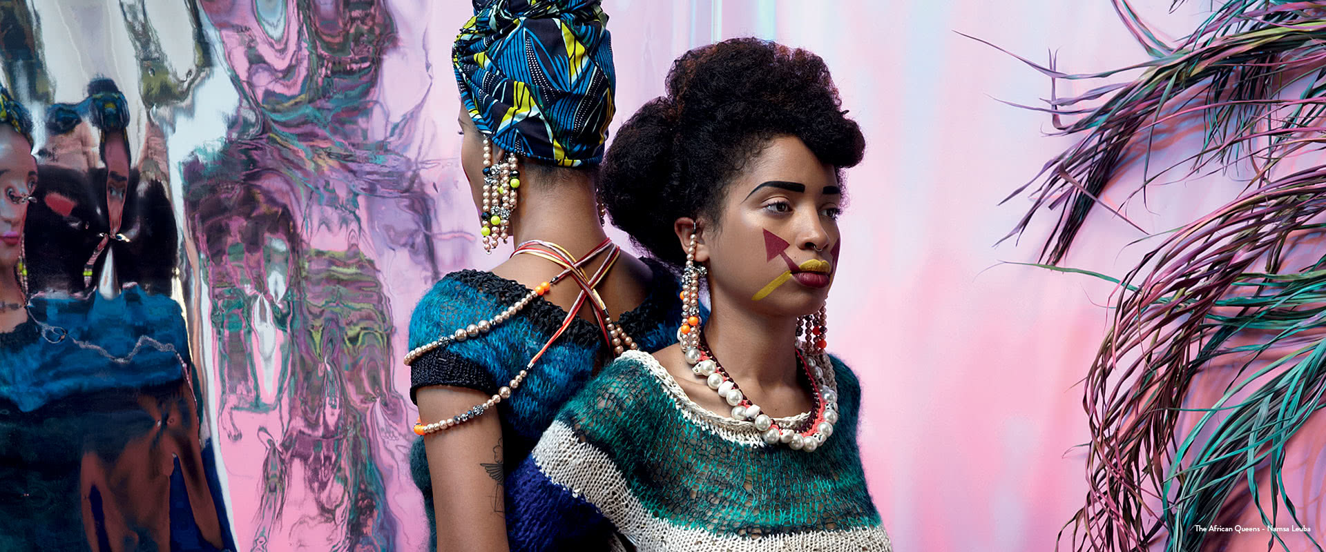 Namsa Leuba: Looking At African Art With New Eyes