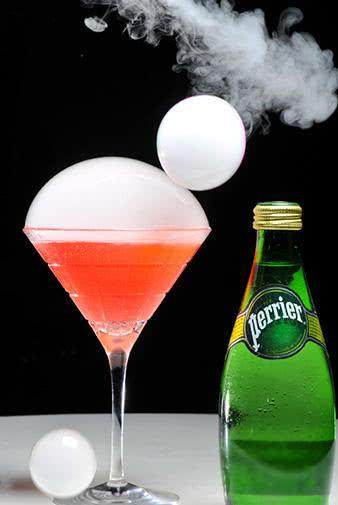 perrier sparkling water paris n5 cocktail recipe