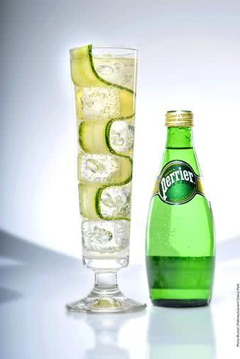 perrier refresh mocktail recipe