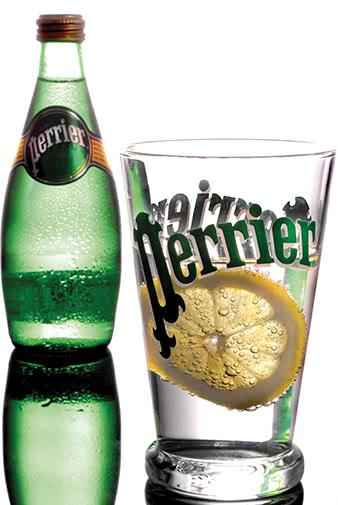 perrier rondelle sparkling water and lemon mocktail recipe